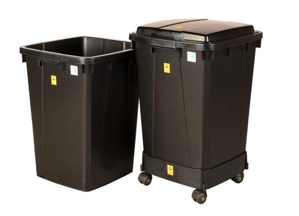 Conductive-90-Litre-Waste-Bin
