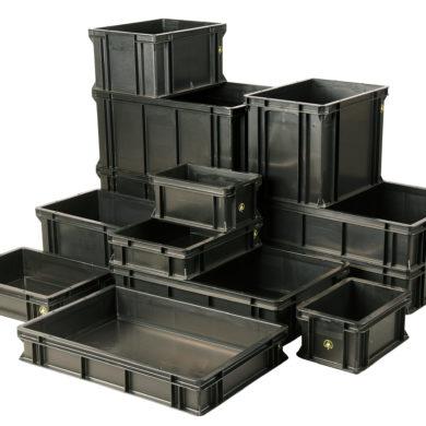 Wez Conductive Container Range