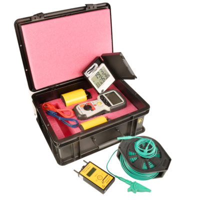 Comprehensive ESD Survey Kit