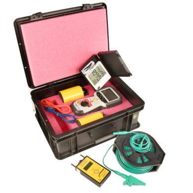 Comprehensive ESD Survey Kit