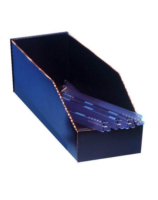 ESD Box – Corstat Open Top DIP Tube Box – Static Safe Environments