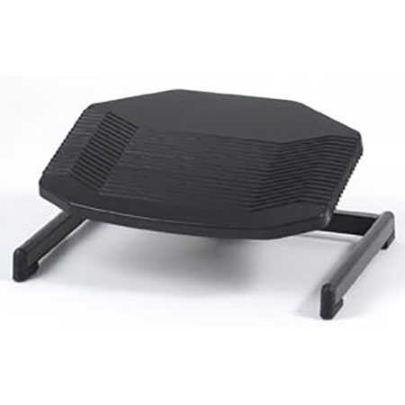 Adjustable Height Esd Foot Rest 50mm 230mm Static Safe