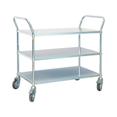 3 tier ESD storage trolley