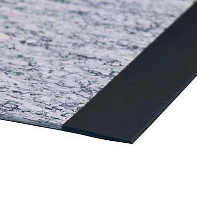 Feather edge strip