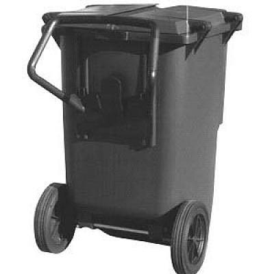 conductive wheelie bin
