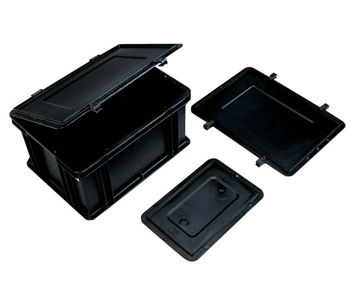 Wez Container Box Lids Static Safe Environments