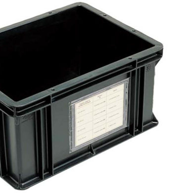 Flexible Document Pouches For Wez Containers