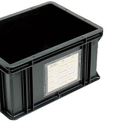 Wez Flexible Document Pouch Static Safe Environments