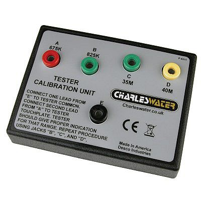 ESD Test - Calibration Box