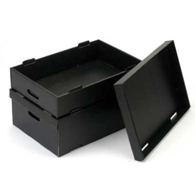 Corstat stacking box