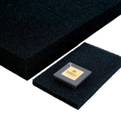 Conductive Foam - High Density - Static Safe Environments