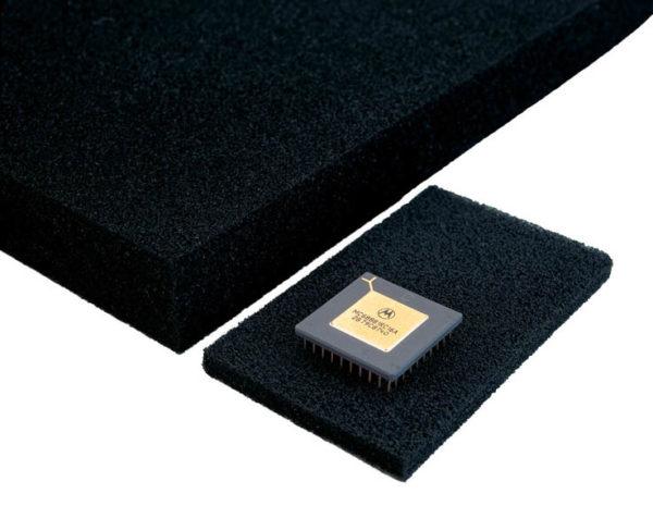 Conductive Foam – High Density – Static Safe Environments