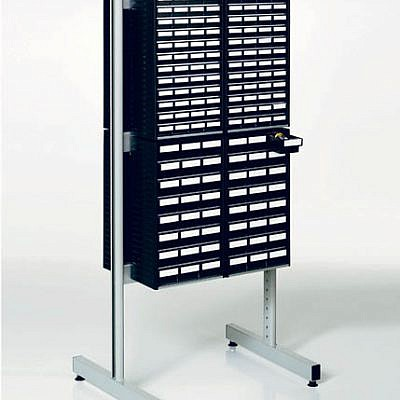 ESD Single Sided Cabinet Stand