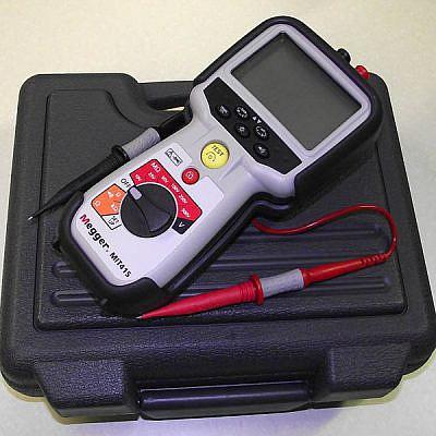Megohmeter - Multi-Range
