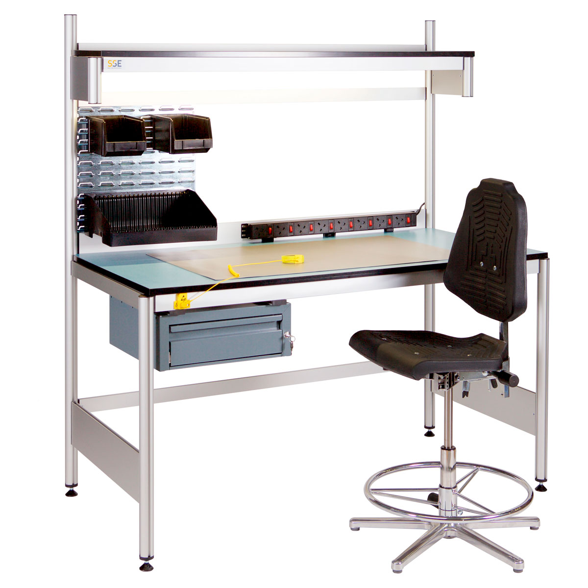 APS ESD Workbenches Static Safe Environments