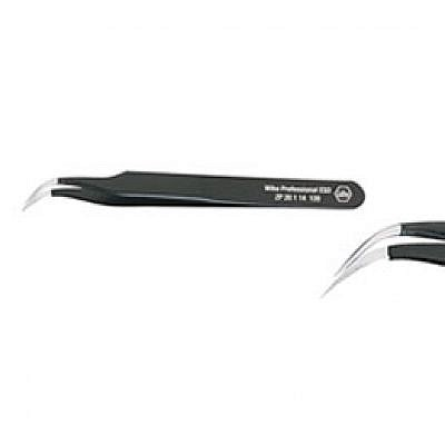 Wiha Professional ESD SMD Tweezer set (4 pcs) - Static Safe Environments