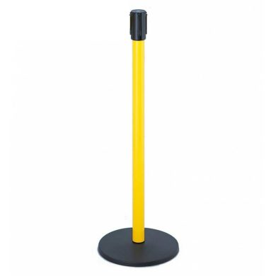 Freestanding EPA Retractable Barrier - Receiver Post