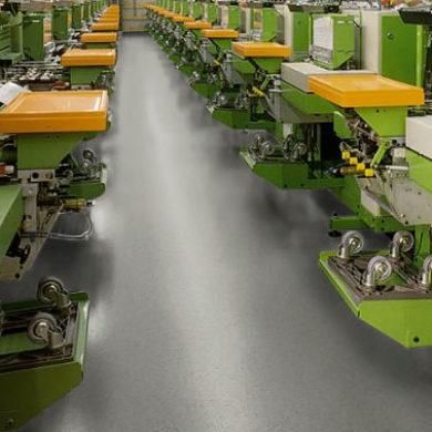 NeoStat RX Rubber Static Dissipative Flooring