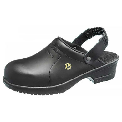 Sievi File ESD Clogs - ESD Shoes - Static Safe Environments