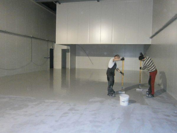 Static Dissipative Acrylic Floor Paint