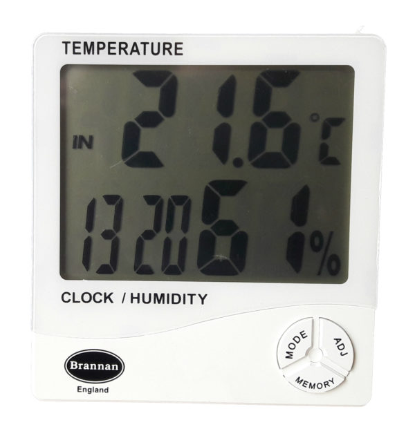 Temperature and Humidity Meter