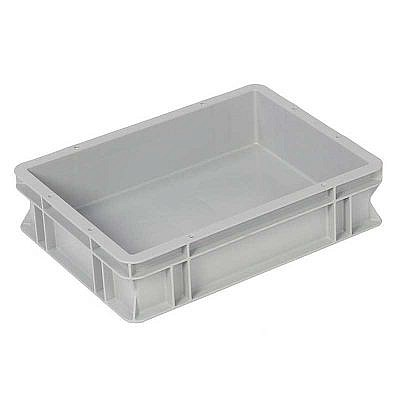 Wez Non Conductive Flat Base Container