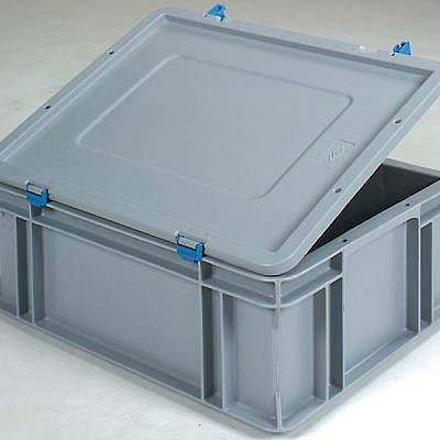 WEZ Non Conductive Hinged Lid