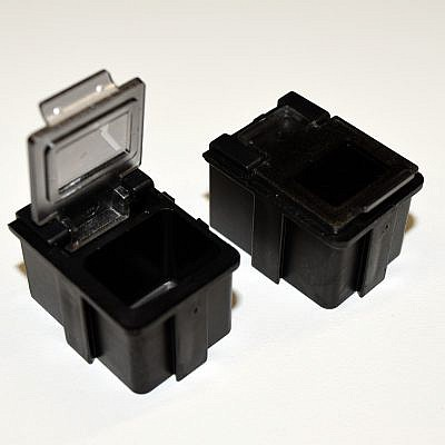 Black Conductive Component FOD Box
