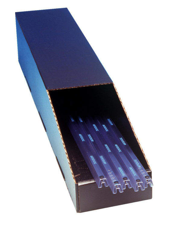 ESD Box, Corstat Open Front DIP Tube Bin Box – Static Safe Environments