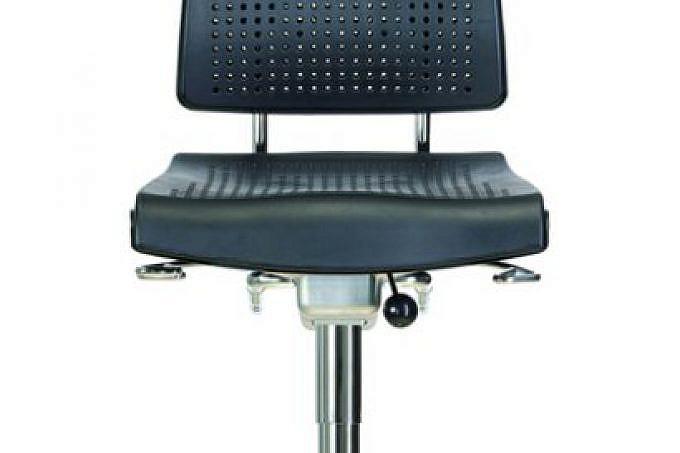 Klimastar Polyurethane ESD Chair 25064