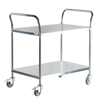 2 tier ESD trolley