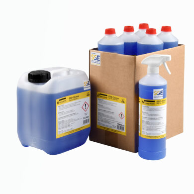 Anti-static Work Surface and Mat Cleaner