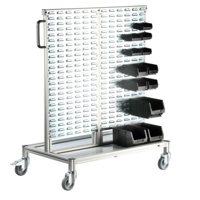 Louvered Panel Trolleys