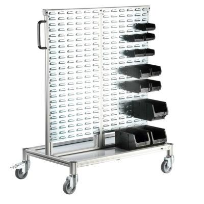 Kitehawke Louvred Panel Trolley