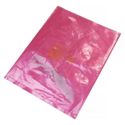 Anti Static Bags, Pink, Low-charging - Pack of 100
