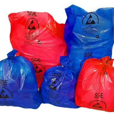 Anti-static ESD Bin Bags