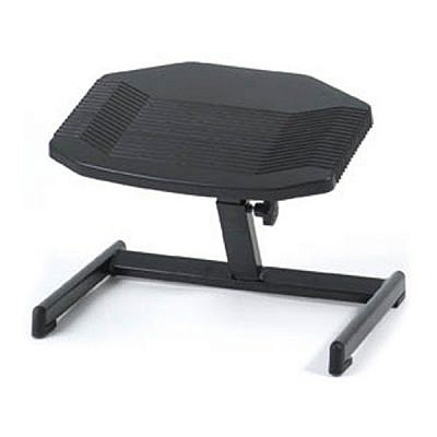 Adjustable Height ESD Foot Rests and ESD Kick-Step