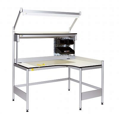 ESD Workbench APS corner unit