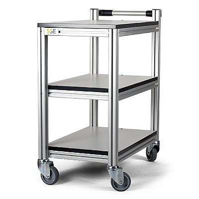 ESD Shelving, ESD Trolleys & ESD Cupboards