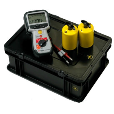 ESD Meters, Monitors, Test Equipment & Ionisers