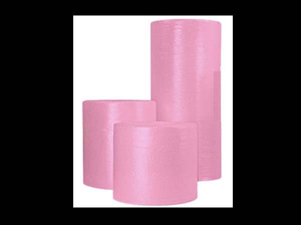 Anti Static Pink Bubble Wrap