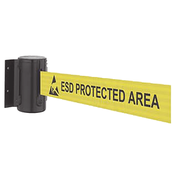 What is ESD? - ESD Retractable Barrier