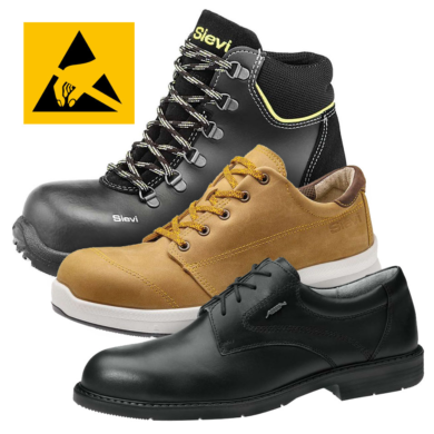 ESD Shoes & ESD Safety Shoes