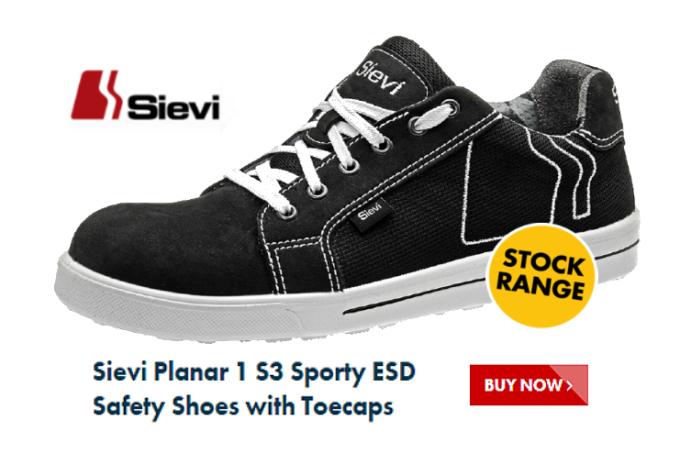 ESD Planar shoe