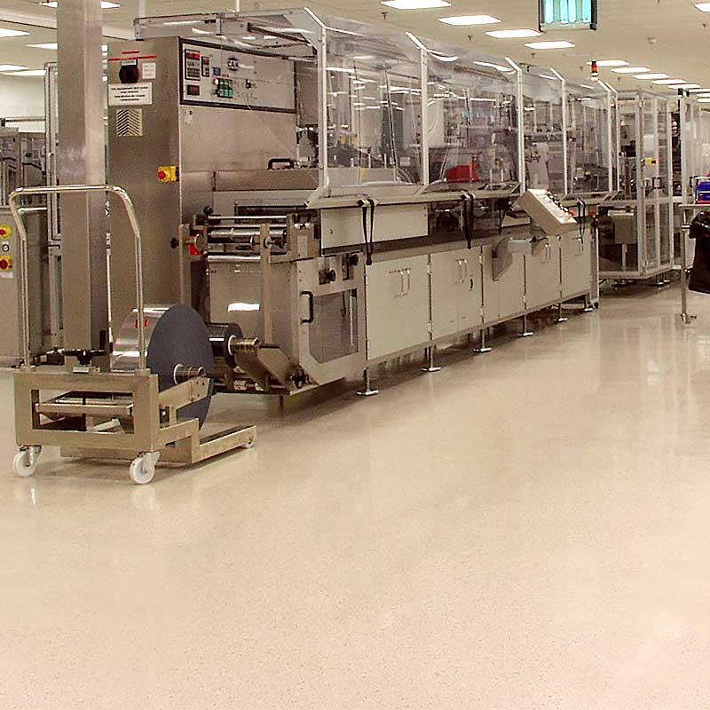 Neostat VXS Vinyl Dissipative Vinyl Sheet Flooring - Static Safe Environments
