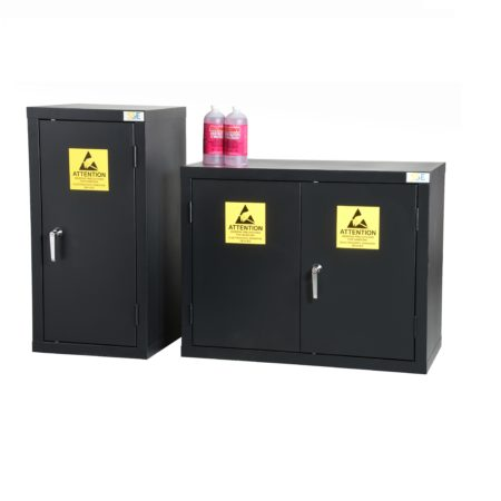 ESD storage cupboard