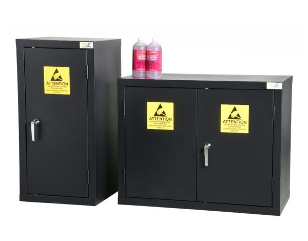 ESD storage cupboards