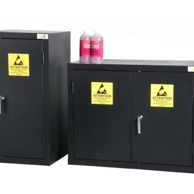 ESD storage cupboards