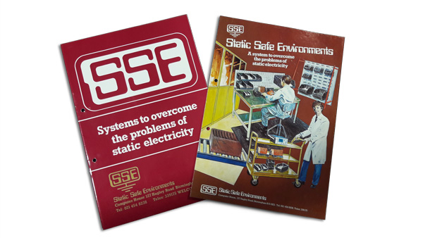 ESD Control, 1970s style.