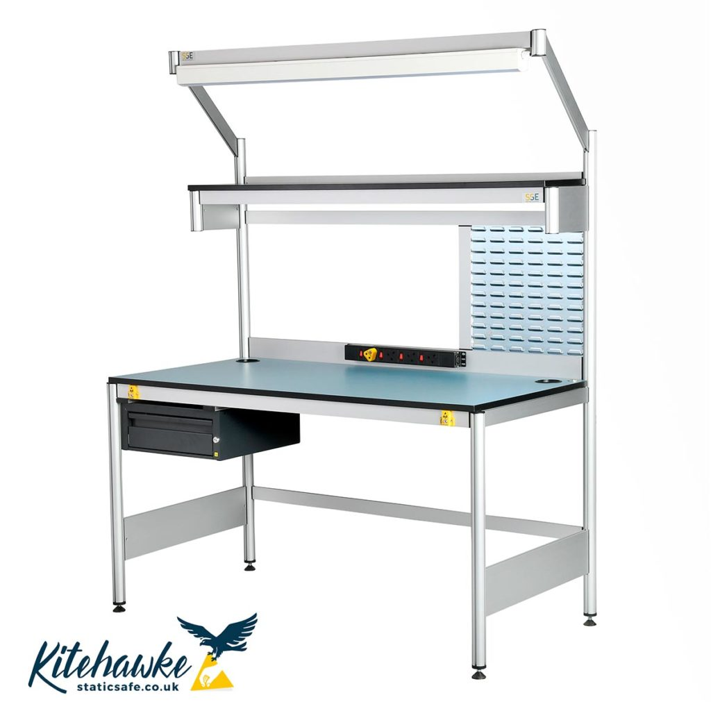 Kitehawke APS inspection ESD bench